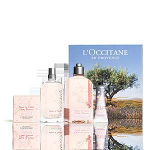 Cofanetto Profumo Fleurs de Cerisier| Profumo donna| Regalo