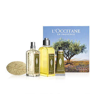 Cofanetto Profumo Verbena| Profumo unisex