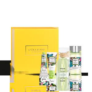 Cofanetto regalo profumo Herbae par L'OCCITANE | L'OCCITANE