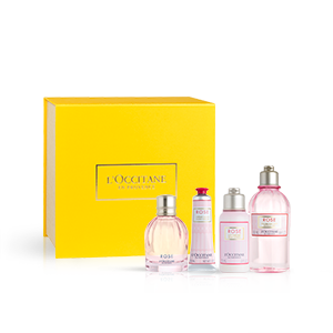 Cofanetto regalo Profumo Rose | L'OCCITANE