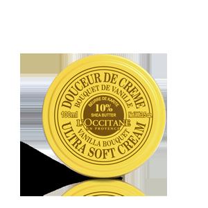 Crema Dolcezza Karité- Bouquet de Vanille