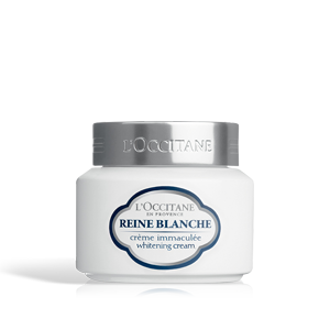 Crema immaculée Reine Blanche