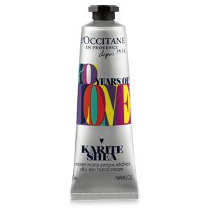Crema mani Karité - Edizione Limitata 40 anni
