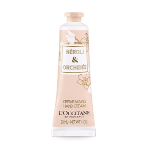 Crema Mani profumata Néroli & Orchidée