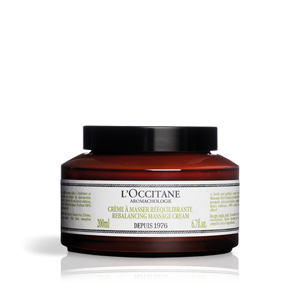 Crema da Massaggio riequilibrante Aromachologie