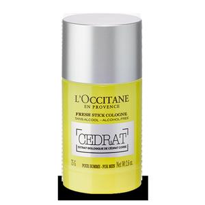 Deodorante Stick Cédrat