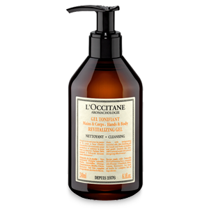 Gel Detergente Mani & Corpo  Tonificante Aromachologie