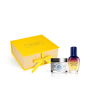 Duo Booster Nutriente Leggero| L'OCCITANE