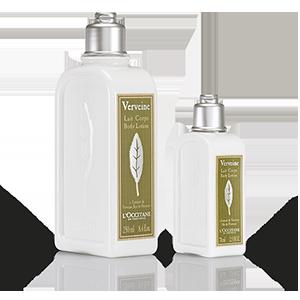 Duo Corpo Verbena | Latte corpo idratante & formato viaggio