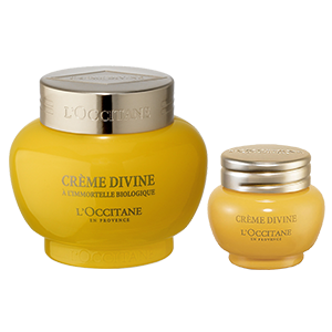 Duo Crema Divine Immortelle