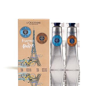 Duo Crema Mani e Crema Piedi Provence in Paris | Trattamento corpo