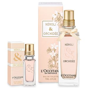 Duo Eau de Toilette Néroli et Orchidée