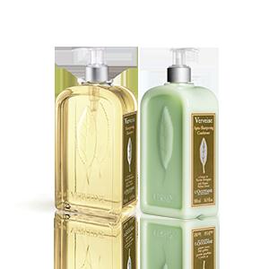 Duo Shampoo & Balsamo Verbena