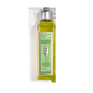 Gel Doccia Esfoliante Verveine Menthe| Gel Detergente, dolce e rinfrescante