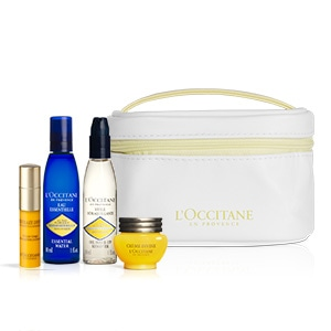 La tua Trousse Routine Immortelle