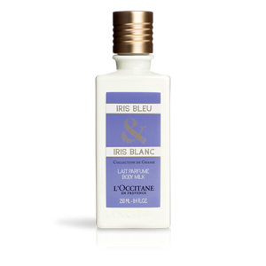 Latte Corpo profumato Iris Bleu & Iris Blanc