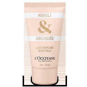 Latte corpo profumato Neroli & Orchidée