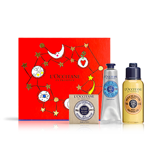 Mini Cofanetto Regalo Karité Natale | L'OCCITANE