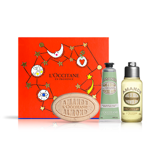 Mini Cofanetto Regalo Mandorla Natale | L'OCCITANE