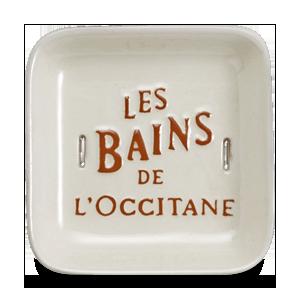Porta sapone Les bains de L'Occitane  Karité