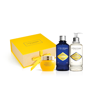 Rituale anti-età SPF all'Immortelle| L'OCCITANE