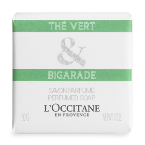 Sapone profumato Thé Vert & Bigarade