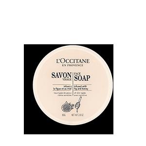 Sapone viso Infusion | L'OCCITANE | Detergente viso