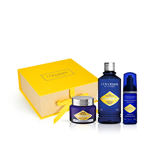 Trattamenti anti-età all'Immortelle| L'OCCITANE