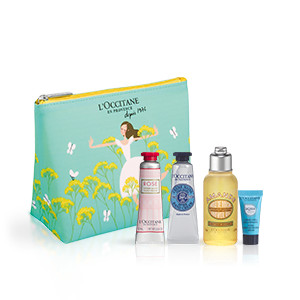 Trousse Bellezza Fiorita | L'OCCITANE