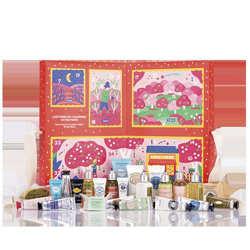 Calendario dell'Avvento Classico Natale