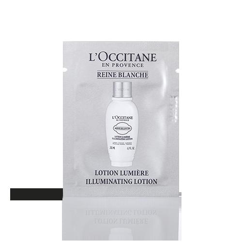 Campione Lozione Lumière Reine Blanche