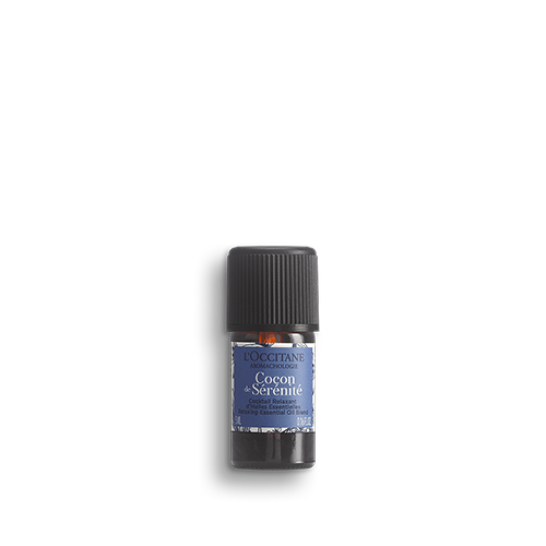 Coccole di Serenità - Cocktail di oli essenziali rilassanti 5ml