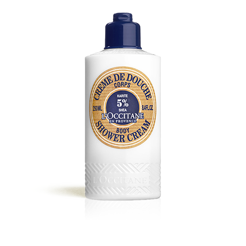Crema Doccia Ultra Ricca Karité 250 ml