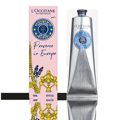 Crema Mani Karité Provence in Europe 150ml