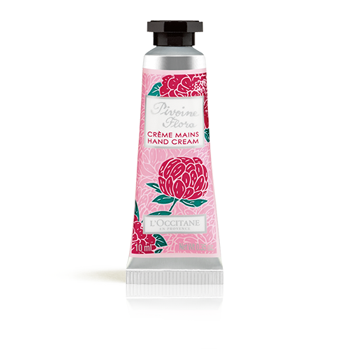 Crema Mani Pivoine Flora 10 ml