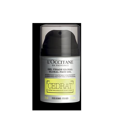 Gel Idratante Globale Cédrat 50 ml