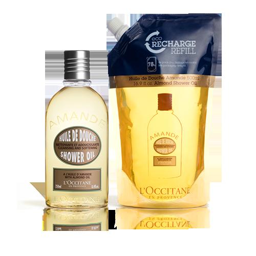 Duo Olio Doccia & Eco - Ricarica