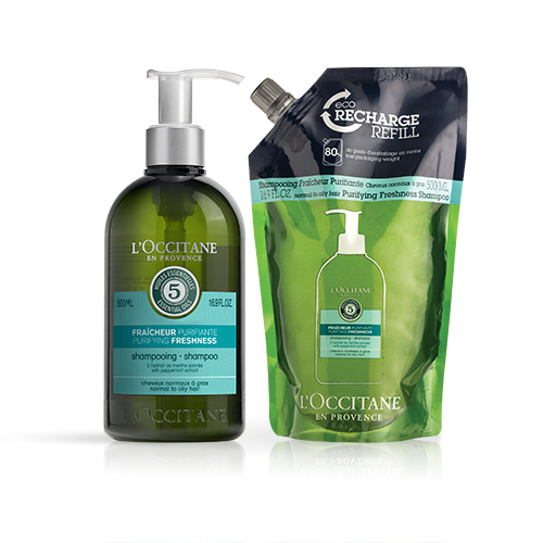 Duo Shampoo Pure Fraicheur
