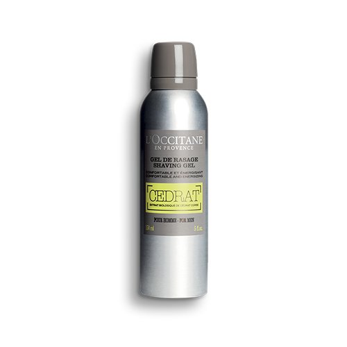 Gel per rasatura Cédrat 150 ml