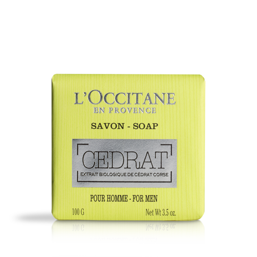 Sapone  Cédrat 100 g