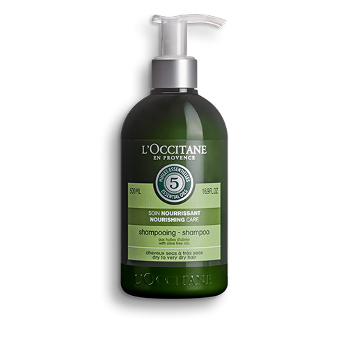 Shampoo Nutriente Aromachologie 500 ml
