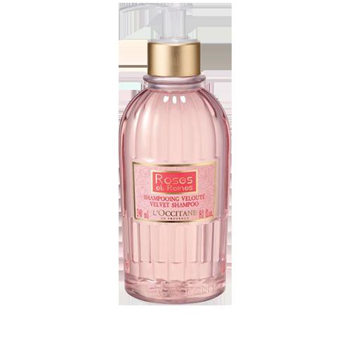 Shampoo Vellutante Roses et Reines