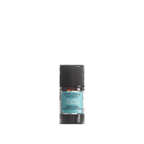 Soffio di libertà - Cocktail di oli essenziali rivitalizzanti 5ml