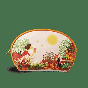 (プレゼント)スウィートマルチポーチ オレンジ