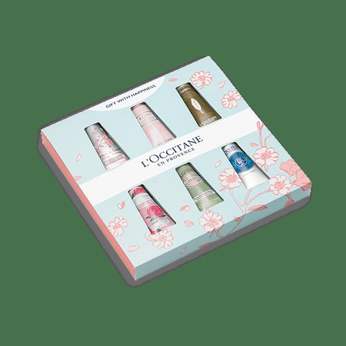 ハンドクリーム GIFT with HAPPINESS◆【数量限定】