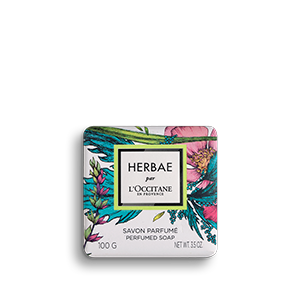 Ароматное мыло Herbae
