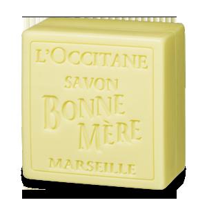 Мыло туалетное Bonne Mère Лимон