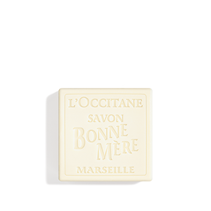 Мыло туалетное  Bonne Mère Молочное