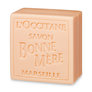 Мыло туалетное Bonne Mère Персик