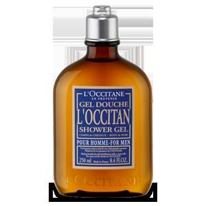 Очищающий гель для душа и волос L'Occitan